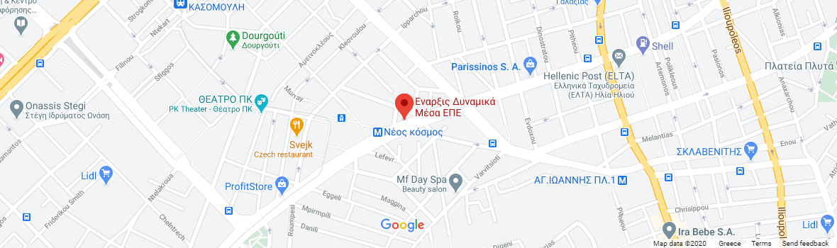 Enarxis In Google Maps