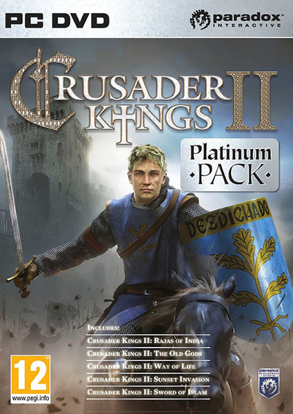 Crusader Kings Ii Windows Mac Game: Crusader Kings II Platinum Pack