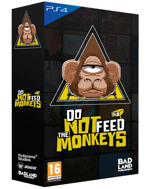 Do Not Feed the Monkeys Collector's Edition image thumb