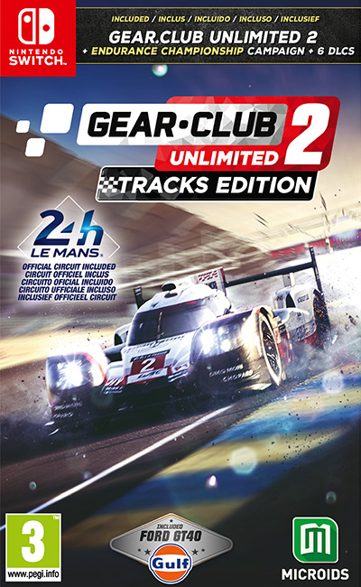 Gear.Club Unlimited 2 - Tracks Edition image thumb